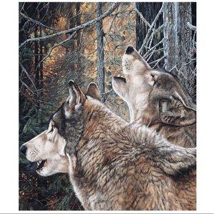 Select Gifts I Love My Dog Gold-Tone Cufflinks /& Money Clip Czechoslovak Wolf